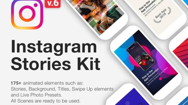 Instagram Stories Kit