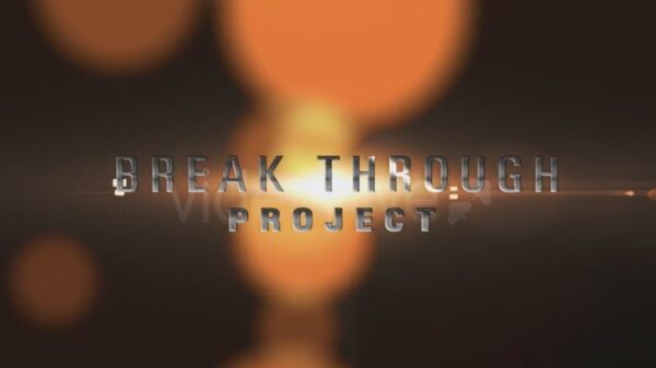 Break Thrue After Effects