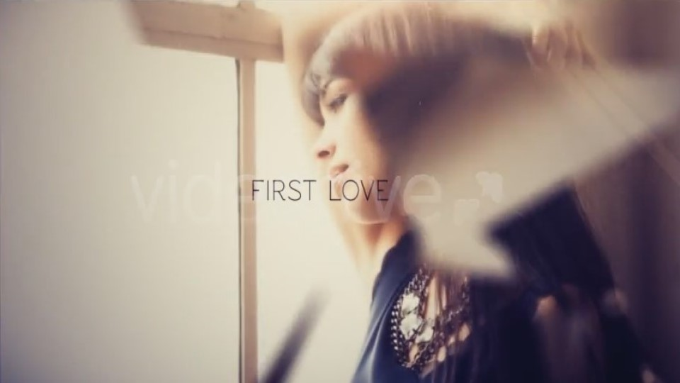 First Love After Effects