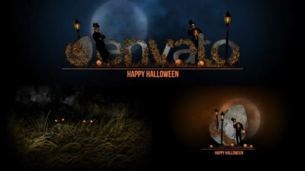 Halloween_Bumper After Effects