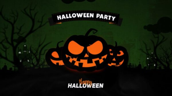 Halloween_Party_Opener After Effects