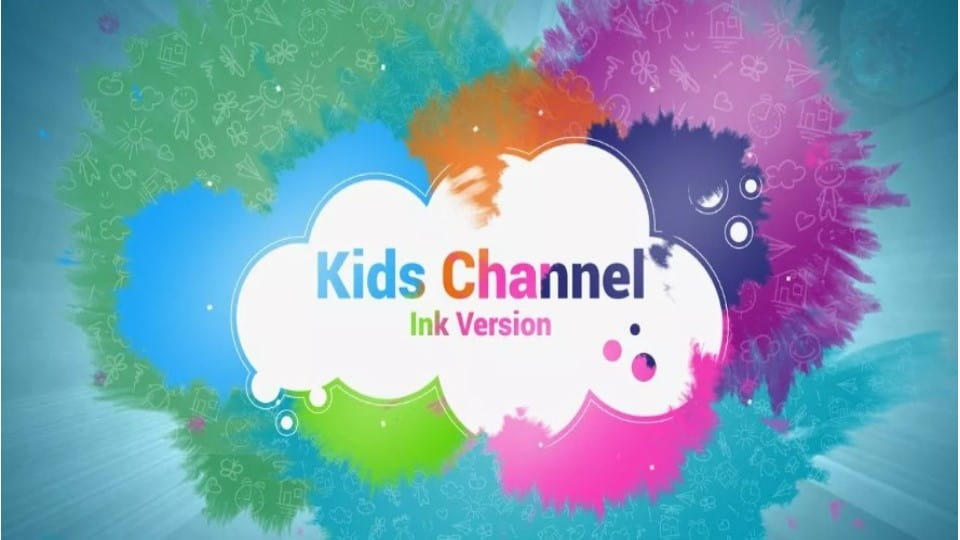 Kids Channel After Effects