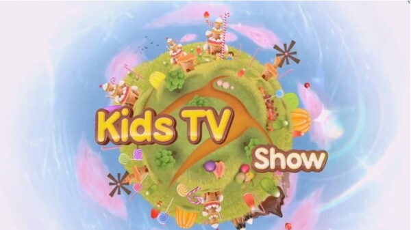 Kids TV Show Pack After Effects