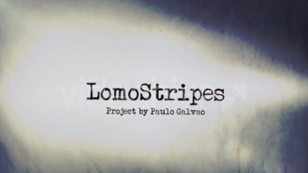 LomoStripes After Effects