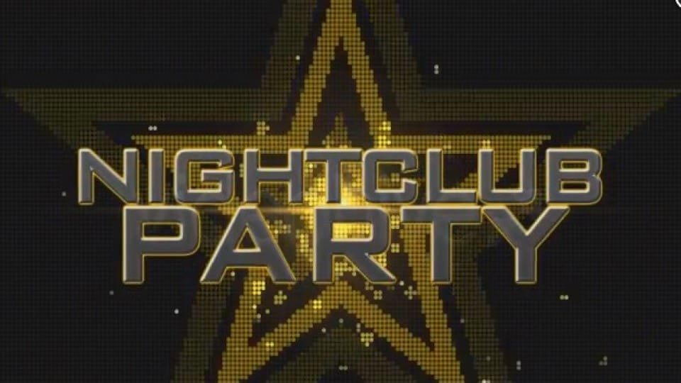 Night Club Party After Effects