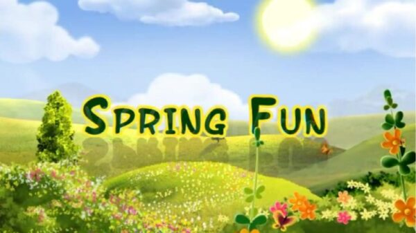 Spring Fun After Effects