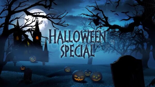 halloween-special-promo After Effects