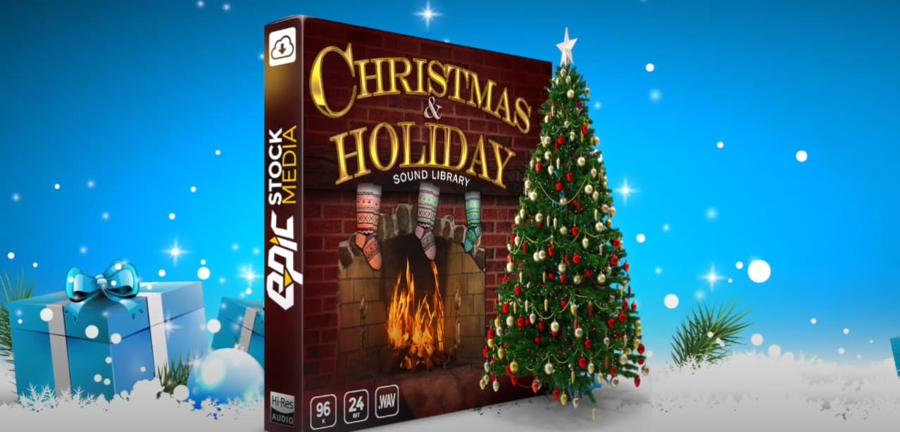 Christmas & Holiday Sound Effects