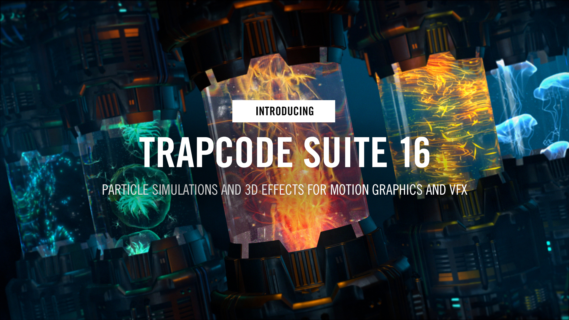 Red Giant — Trapcode Suite 16