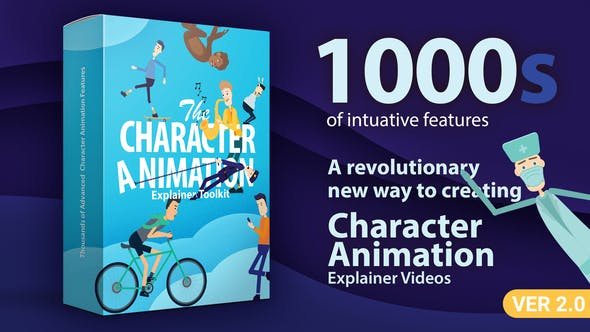 Character Animation Toolkit - Version 2.0