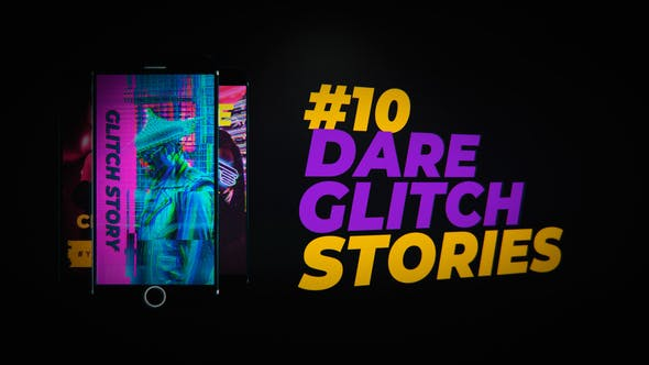 10 Dare Glitch Stories